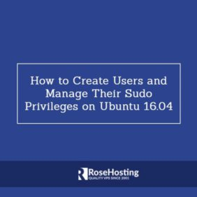 How to Create Users and Manage Their Sudo Privileges on Ubuntu