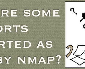 Why port 80 (HTTP) reported as open by nmap when it is closed?