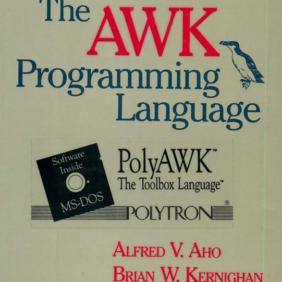Download Free eBook PDF: The Awk Programming Language
